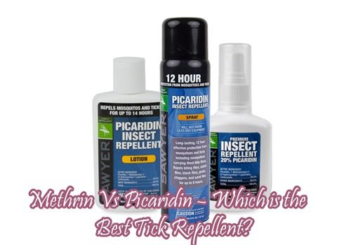 methrin Vs Picaridin – Which is the Best Tick Repellent
