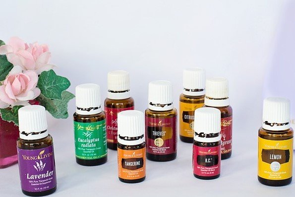 essential oils as tick repellent