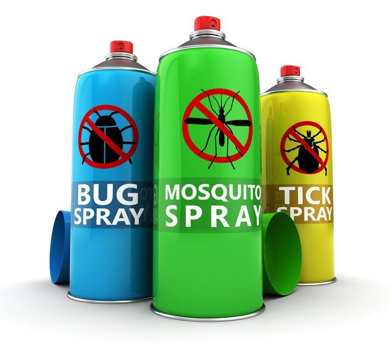 bug repellent, what repels ticks best